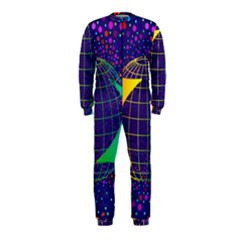 Recycling Arrows Circuit OnePiece Jumpsuit (Kids)