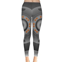Tire Tyre Car Transport Wheel Leggings