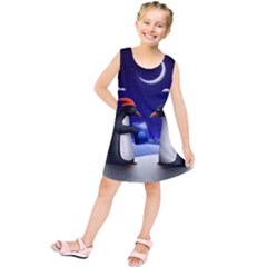 Small Gift For Xmas Christmas Kids  Tunic Dress