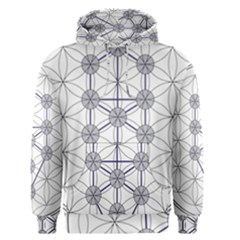 Tree Of Life Flower Of Life Stage Men s Pullover Hoodie