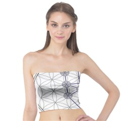 Tree Of Life Flower Of Life Stage Tube Top