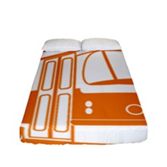Tramway Transportation Electric Fitted Sheet (Full/ Double Size)