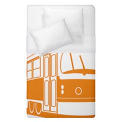 Tramway Transportation Electric Duvet Cover (Single Size)