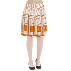 Tramway Transportation Electric Pleated Skirt