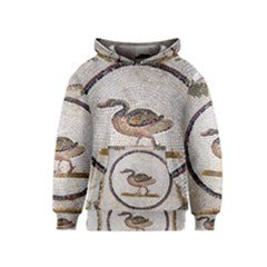 Sousse Mosaic Xenia Patterns Kids  Pullover Hoodie
