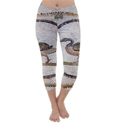 Sousse Mosaic Xenia Patterns Capri Winter Leggings