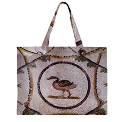 Sousse Mosaic Xenia Patterns Zipper Mini Tote Bag