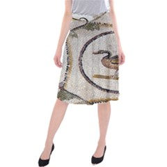 Sousse Mosaic Xenia Patterns Midi Beach Skirt