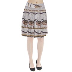 Sousse Mosaic Xenia Patterns Pleated Skirt