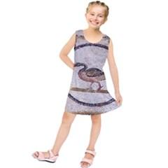 Sousse Mosaic Xenia Patterns Kids  Tunic Dress