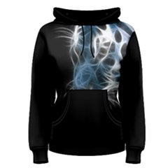 Ghost tiger Women s Pullover Hoodie