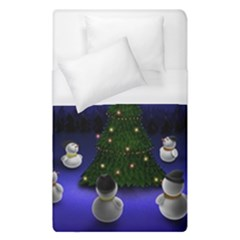 Waiting For The Xmas Christmas Duvet Cover (Single Size)
