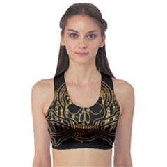 Virus Computer Encryption Trojan Sports Bra
