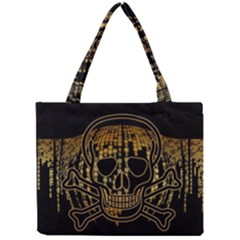 Virus Computer Encryption Trojan Mini Tote Bag