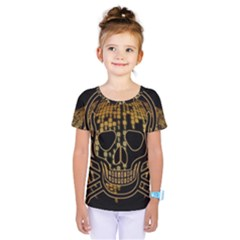 Virus Computer Encryption Trojan Kids  One Piece Tee