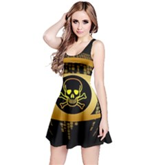 Virus Computer Encryption Trojan Reversible Sleeveless Dress