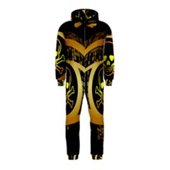 Virus Computer Encryption Trojan Hooded Jumpsuit (Kids)