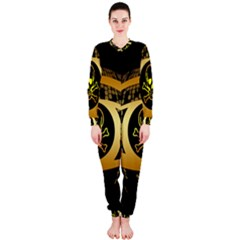 Virus Computer Encryption Trojan OnePiece Jumpsuit (Ladies)