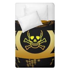 Virus Computer Encryption Trojan Duvet Cover Double Side (Single Size)