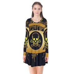 Virus Computer Encryption Trojan Flare Dress