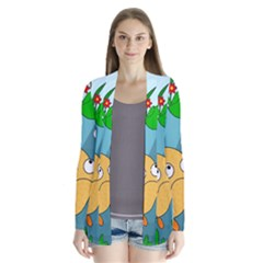 Fish and worm Cardigans