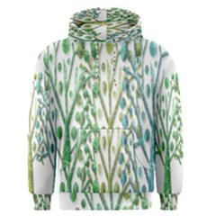 Magical green trees Men s Pullover Hoodie