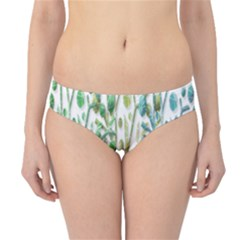 Magical green trees Hipster Bikini Bottoms