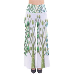 Magical green trees Pants