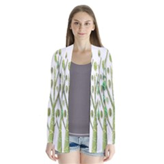 Magical green trees Cardigans