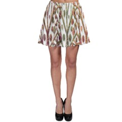 Magical autumn trees Skater Skirt