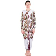 Magical autumn trees OnePiece Jumpsuit (Ladies)
