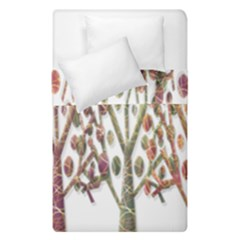 Magical autumn trees Duvet Cover Double Side (Single Size)