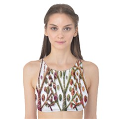 Magical autumn trees Tank Bikini Top