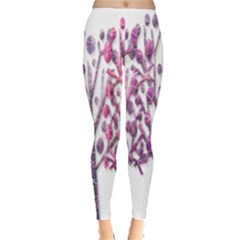 Magical pink trees Leggings