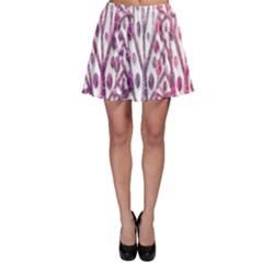 Magical pink trees Skater Skirt