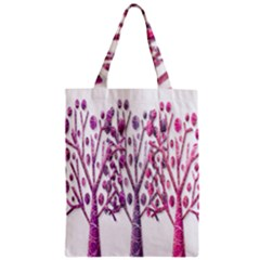 Magical pink trees Classic Tote Bag