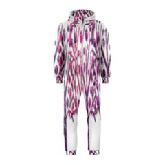 Magical pink trees Hooded Jumpsuit (Kids)