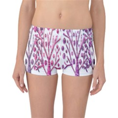 Magical pink trees Reversible Bikini Bottoms