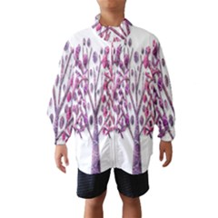 Magical pink trees Wind Breaker (Kids)