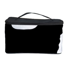 Cairn Terrier Silo Black Cosmetic Storage Case