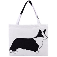 Ccardigan Welsh Corgi Silo Color Mini Tote Bag