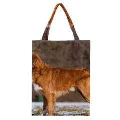 Duck Toller Full Classic Tote Bag
