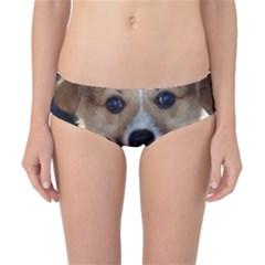 Pembroke Welsh Corgi Puppy Classic Bikini Bottoms