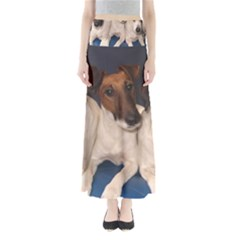 Smooth Fox Terrier Group Maxi Skirts