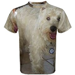 Westie Full Men s Cotton Tee