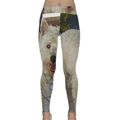 Westie Full Classic Yoga Leggings