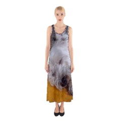 Westy Sleeping Sleeveless Maxi Dress