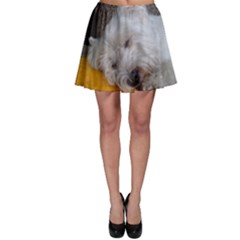 Westy Sleeping Skater Skirt