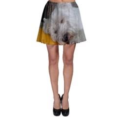 Westy Sleeping Skater Skirt