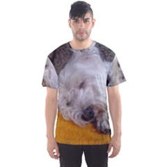 Westy Sleeping Men s Sport Mesh Tee